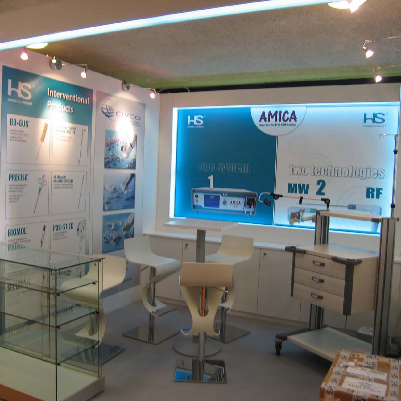 easy stand hs aiom MILANO1
